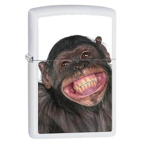 Зажигалка ZIPPO 28661 Monkey