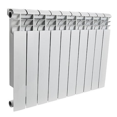 Радиатор алюминиевый секционный ROMMER Profi 500 - 10 секций