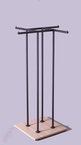 Бэст-1509 Стойка вешалка (вешало) напольная для одежды