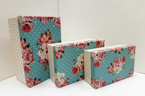 Коробка Арт. 355 сред.