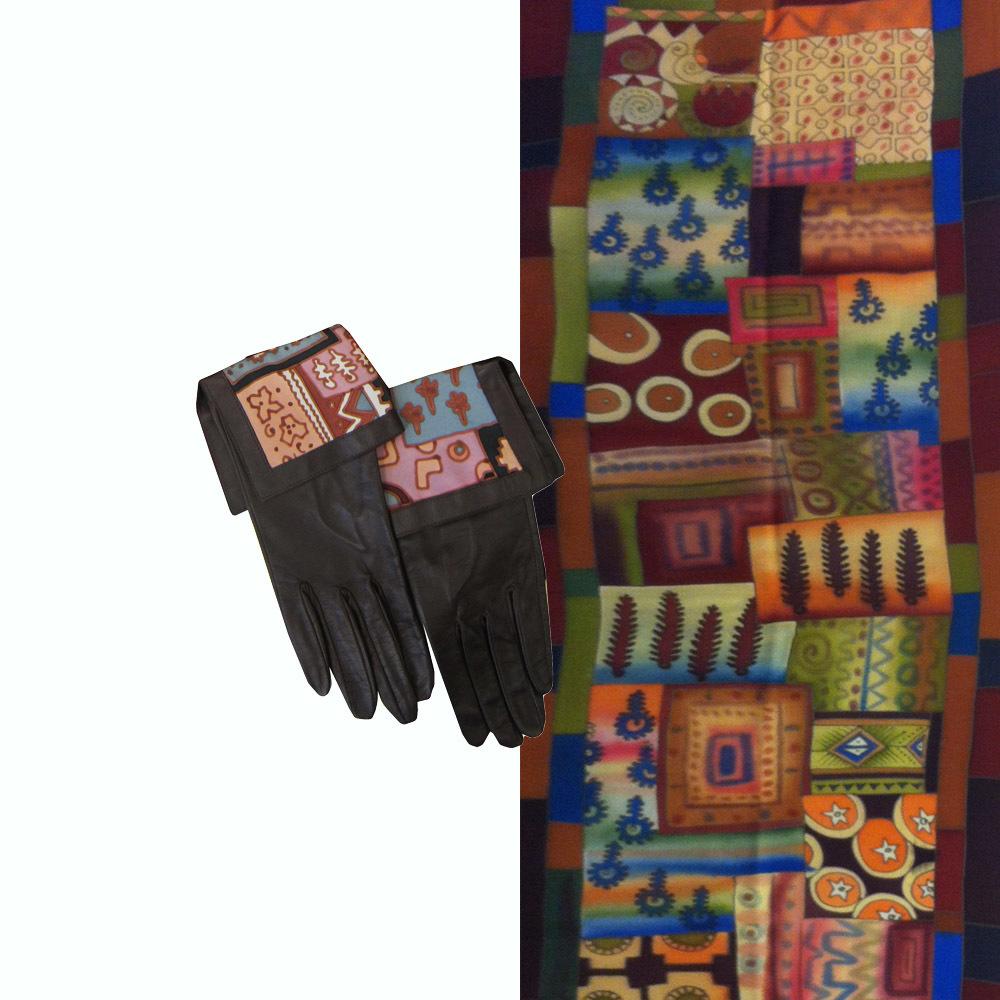 Комплект батик Африка
