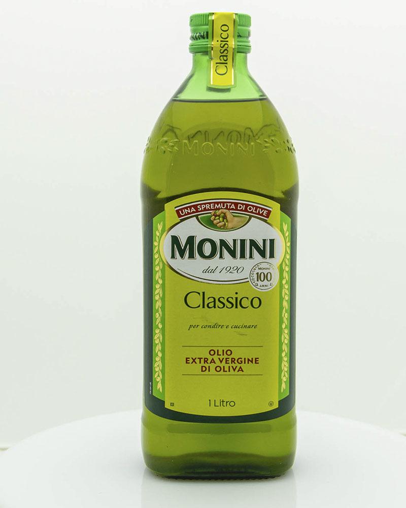 Масло оливковое Monini Экстра Вирджин Классико 1 л.