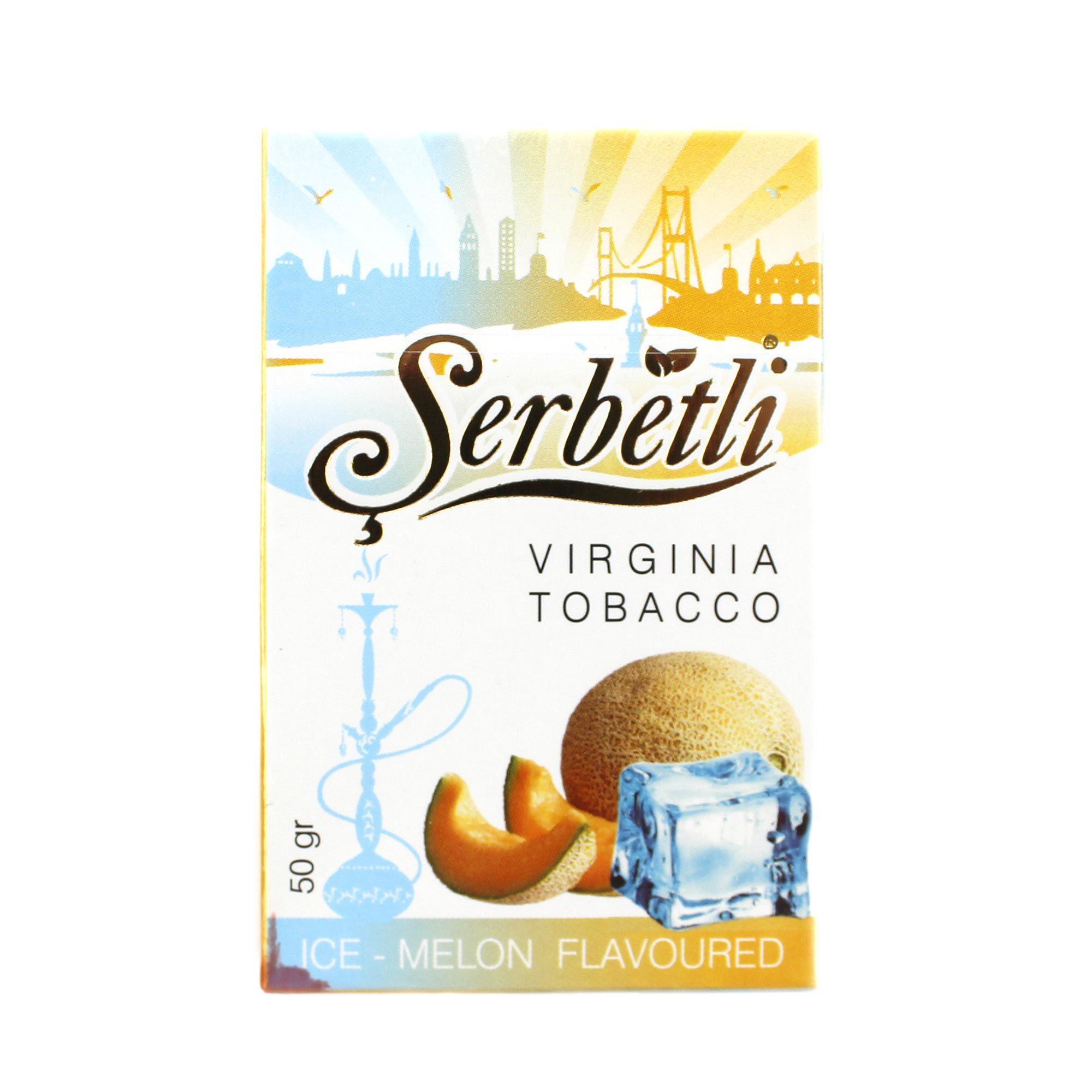 Табак для кальяна Serbetli Ice Melon 50 гр.