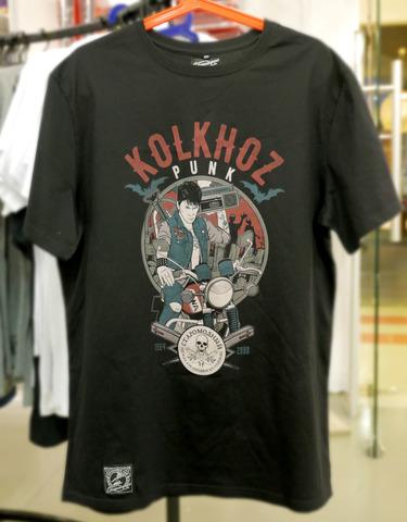 Футболка Kolkhoz Punk - XL