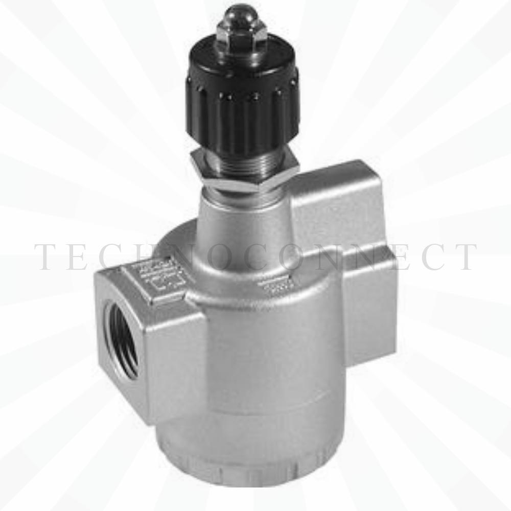 EAS420-F04  Дроссель с обратным клапаном, G1/2