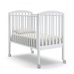 Кровать детская Дени без ящика белый