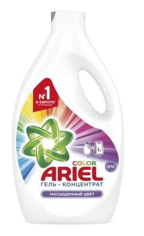 Гель-концентрат для стирки Ariel Color Насыщенный цвет 2,6 л (40 стирок)