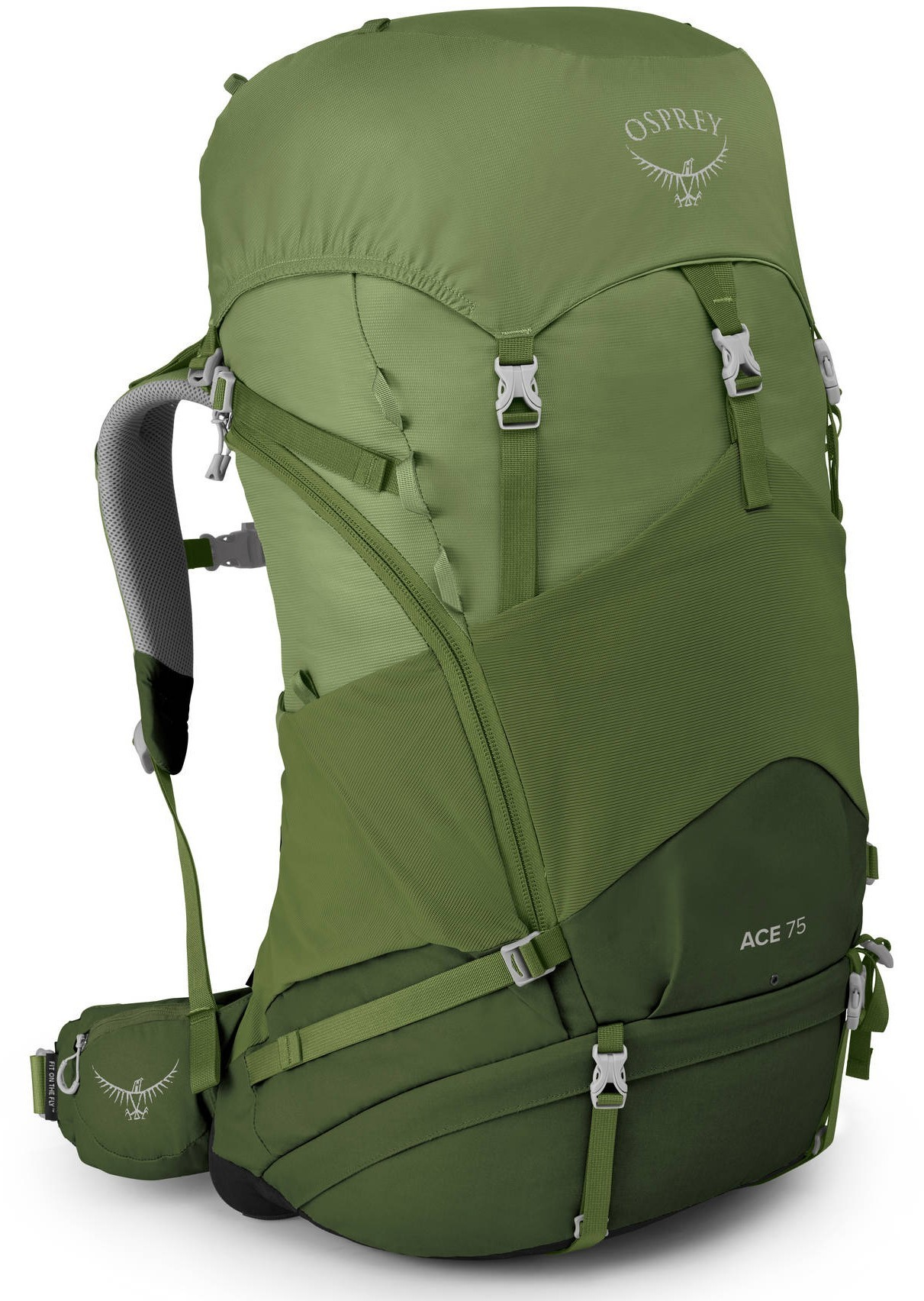 Ace Рюкзак Osprey Ace 75 Venture Green Ace_75_S20_Side_Venture_Green_web.jpg