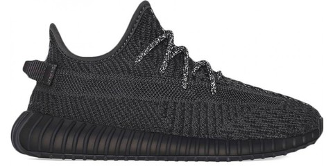 Кроссовки ADIDAS YEEZY BOOST 350 Black