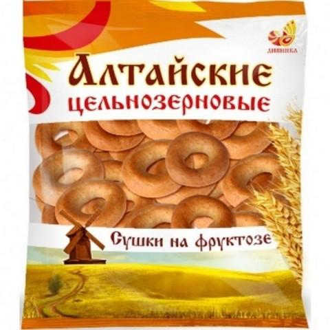 Сушка  Льняная цельнозер. на фрук. 450г Дивинка