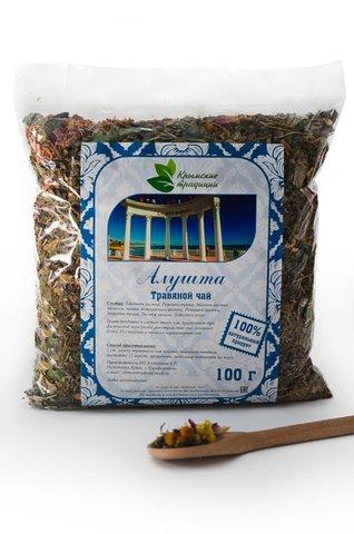 Травяной чай «Алушта»™Крымские традиции