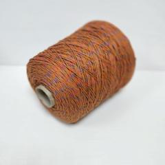 Cordonetto, Хлопок 100%, Оранжевый, красный и синий, 350 м в 100 г