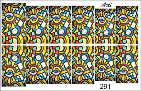 Слайдер наклейки Arty for you №291 купить за 80руб