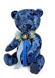 Медведь БернАрт сапфировый