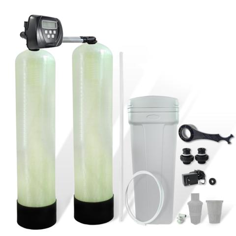 Система умягчения воды DUPLEX 0844 с клапаном S5ED
