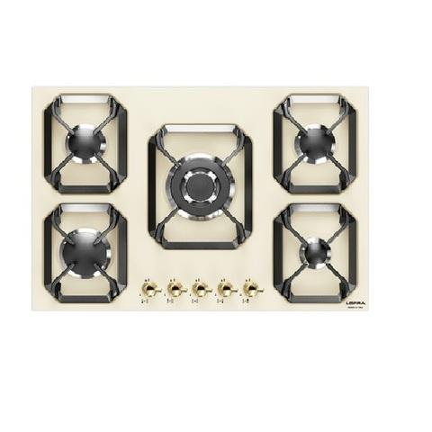 Газовая варочная панель LOFRA HRBI7A0/GA Bronze
