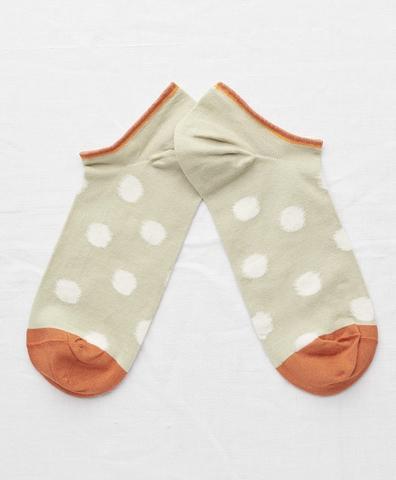 Носки Socquette Pois Sauge