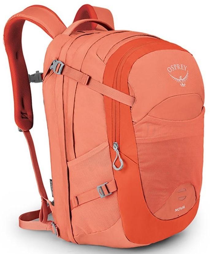 Городские рюкзаки Рюкзак Osprey Nova 33 Salmon Pink 0_0000__0005_nova_f20_side_salmonpink.jpg