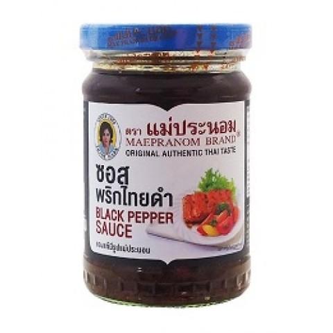 Тайский соус из черного перца Maepranom, 240 г