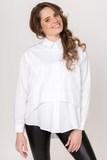 Рубашка для беременных 08922 бежевый