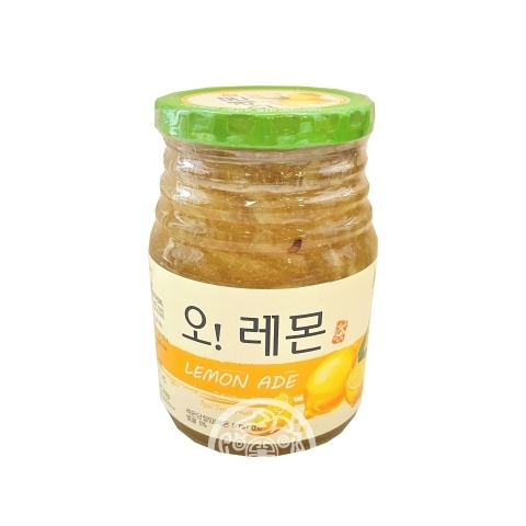 Лимон с мёдом 580г DaJungCo Корея