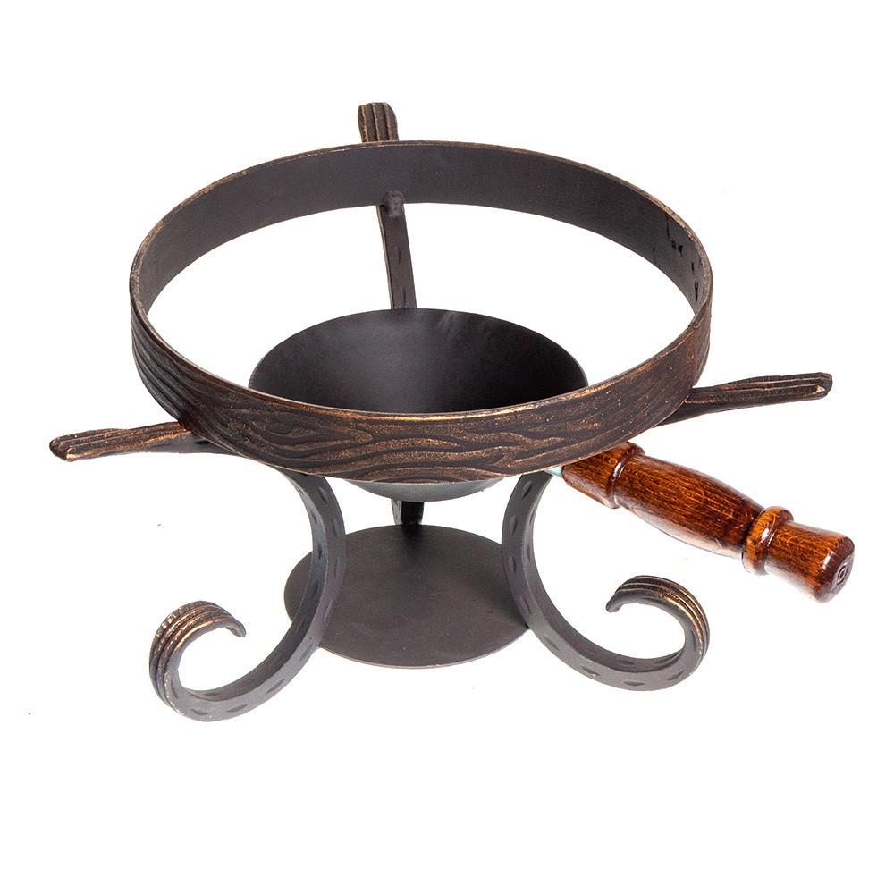 Посуда для подачи шашлыка Кованая подставка садж медведица 883443974_w640_h640_883443974.jpg