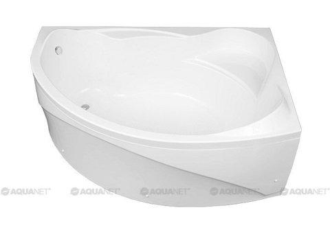 Ванна акриловая  Aquanet Jamaica 160x100 R правая