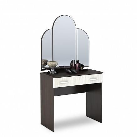 Стол макияжный СТ-551 Венге/Дуб белфорт