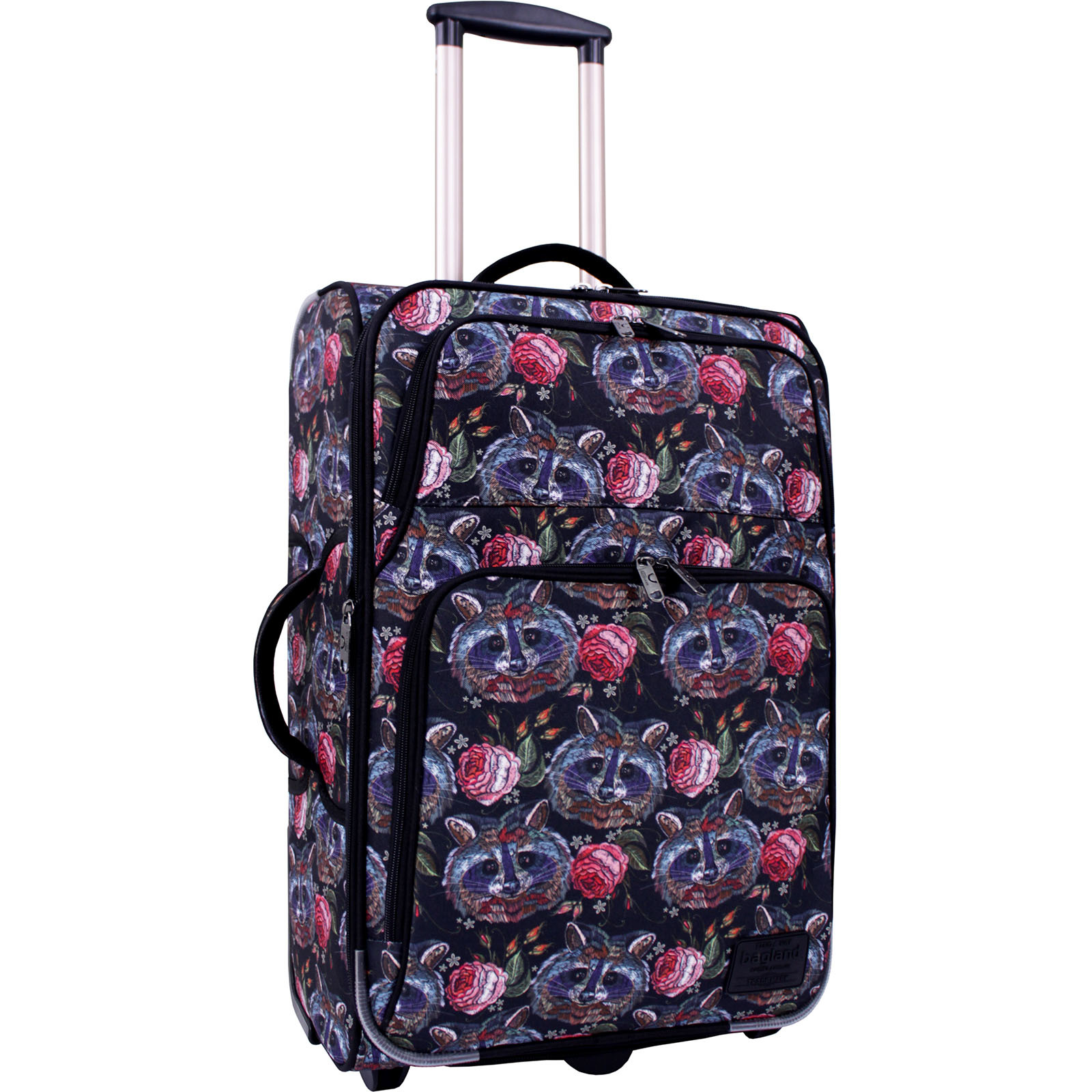 Дорожные чемоданы Чемодан Bagland Леон средний дизайн 51 л. сублімація 477 (0037666244) IMG_4729_суб.477_.JPG