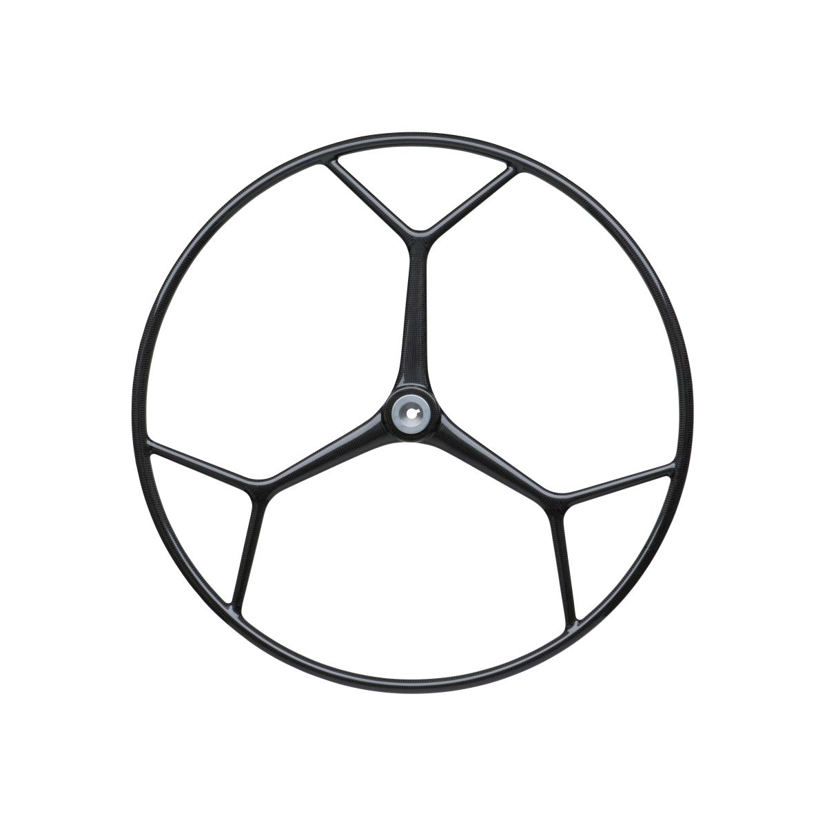 GFC Steering Wheel, race 3-spoke