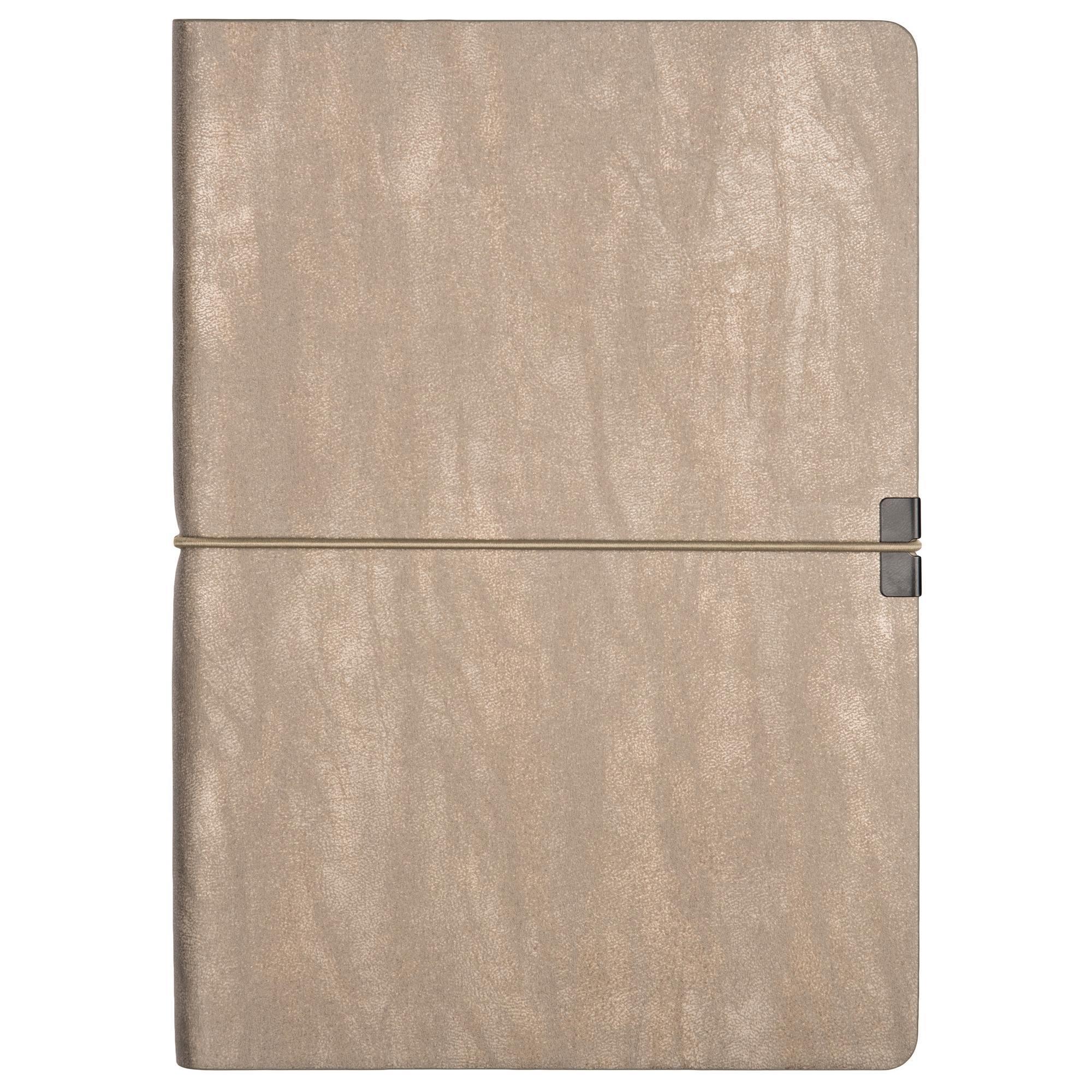 Ежедневник недатированный, Portobello Trend, Velour , 145х210, 256 стр, бежевый