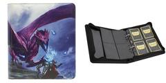 """Dragon Shield - Альбом на кольцах для листов 2х2 """"Amifist"""""""