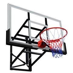 Баскетбольный щит DFC  BOARD54P 136x80cm поликарбонат (два короба)