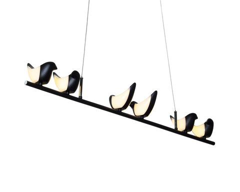 люстра Creative Bird Chandelier 6L