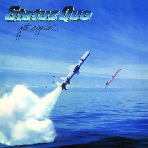 Status Quo / Just Supposin'... (LP)