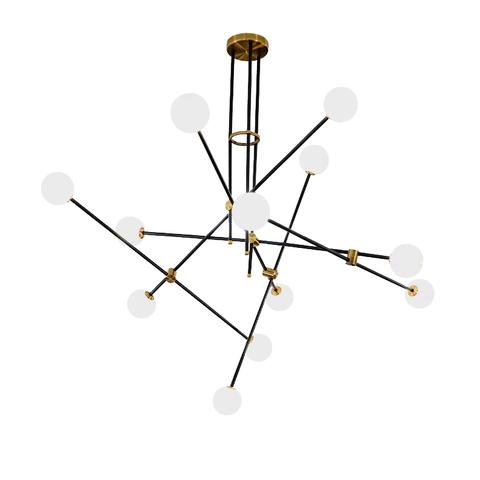 Потолочный светильник копия Bullarum ST-12 by Intueri Light