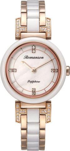 Наручные часы Romanson RM8A10QLR(WH)