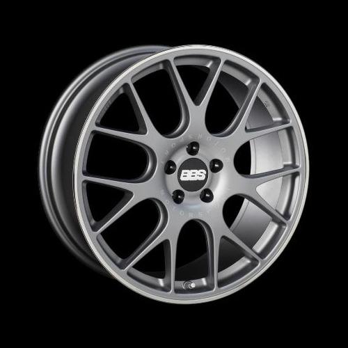 Диск колесный BBS CH-R 8.5x19 5x112 ET40 CB82.0 satin titanium