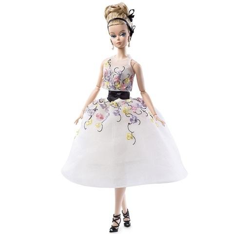 Барби Силкстоун Классическое Коктейльное платье