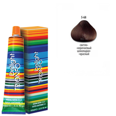 Constant Delight, Крем-краска DELIGHT TRIONFO 5.68 для окрашивания волос, 60 мл