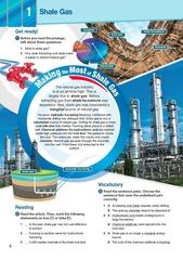 Natural gas 2 (esp). Student's Book with digibook application. Учебник (с ссылкой на электронное приложение)