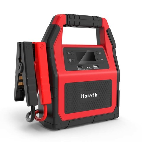 Пусковое устройство Hasvik Truck HD-40