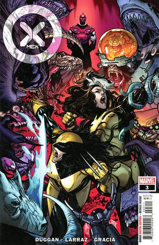 X-Men Vol 6 #3 Cover A