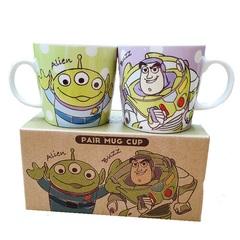 История игрушек пара кружек Базз Светик Инопланетянин — Toy Story Couples Mugs Buzz Lightyear Aliens