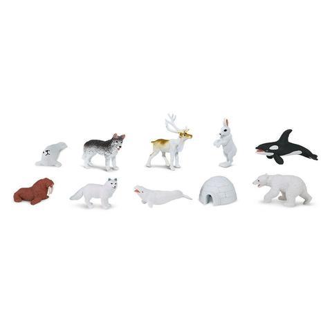 Набор фигурок Животные Арктики, Safari Ltd.