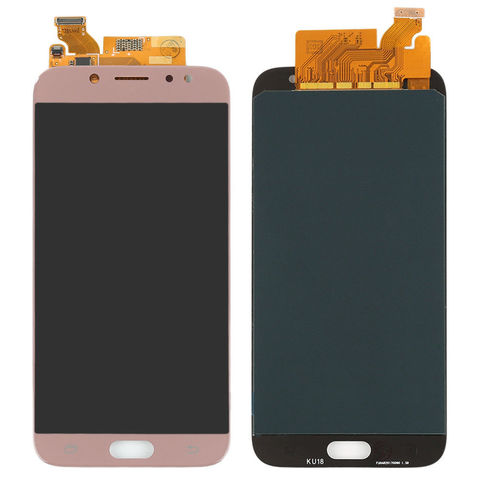 LCD SAMSUNG J7(2017) J730 + Touch Rose Gold OLED