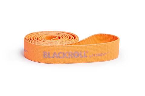 Эспандер-лента текстильная BLACKROLL® SUPER BAND 104 см (легкое сопротивление)