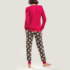 Женская пижама E19K-92P101