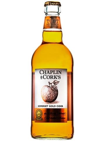 Chaplin&Cork's Somerset / Чаплин энд Коркс Сомерсет Голд (яблочный сладкий)