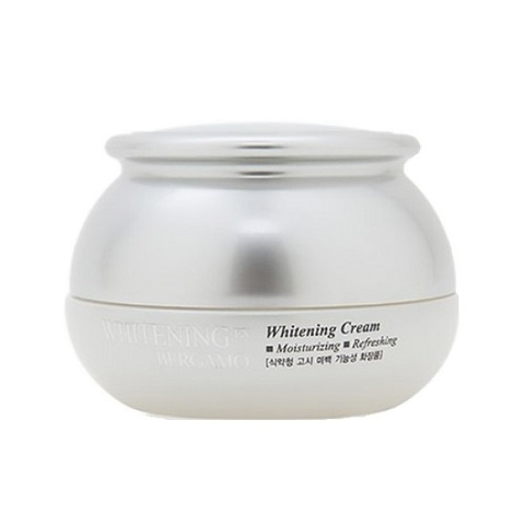 Крем для лица отбеливающий Bergamo Moselle Whitening EX Whitening Cream 50мл